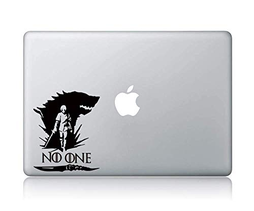 Arya Stark Set v2 Game of Thrones Quotes for Laptop Car Vinyl Decal Sticker by Universal Tagline