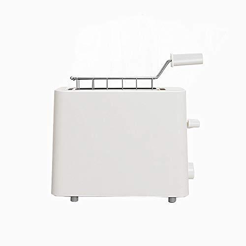 Tostadora eléctrica de acero inoxidable, máquina para hornear pan, máquina de desayuno, tostadora, horno, sándwich, calentador, olla, asador, UE, EE. UU.