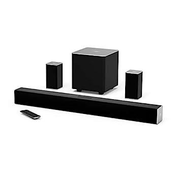 VIZIO 2017 32 Inch 5.1 Sound Bar Speakers Subwoofer  Renewed