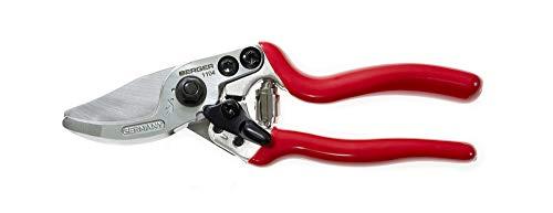 Berger Handschere Aluminium small 1104 für kleine Hände mit austauschbaren Klingen