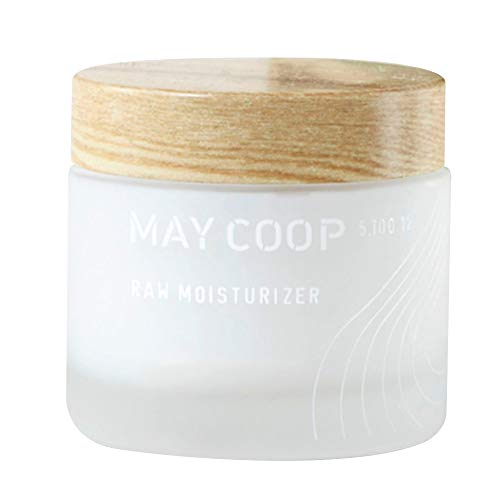 May Coop Raw Moisturizer - instant remedy for moisturizing and balancing skin (2.7 oz)