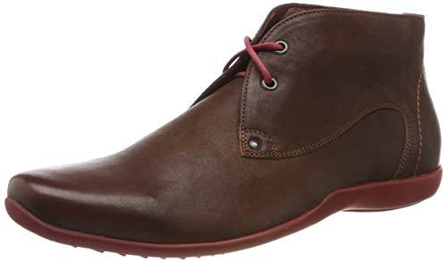 Think! Herren Stone_585614 Desert Boots, Braun (Kastanie/Kombi 50), 44.5 EU