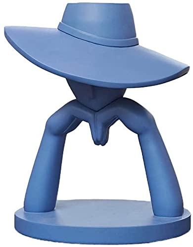 Escultura de escritorio Resumen Dama Busto Estatua Arte Decoración Escultura Interior Artesanías Figuras Inicio Oficina Desktop Decoration Accesorios Regalos