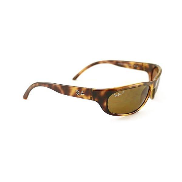 Fashion Shopping Ray-Ban Men's Rb4033 Predator Rectangular Sunglasses