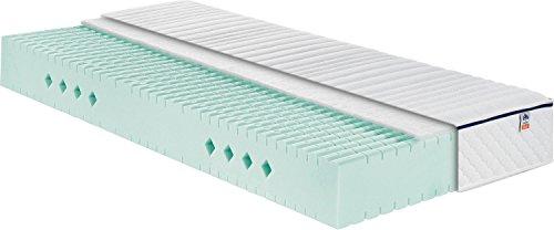 Irisette Sale matras Büsum koudschuim hardheidsgraad 3 - ligeigenschap vast grootte 90x190 cm