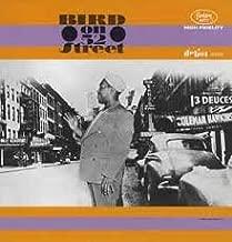 Bird on 52nd Street by Charlie Parker. OJC vinyl reissue