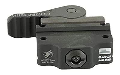 ADM Def Trijicon Mro Low Mount Stand Rifle Scope Accessories by Trade Scout, LLC