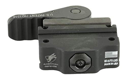 American Defense Mfg. ADM Def Trijicon Mro Low Mount Stand Rifle Scope Accessories