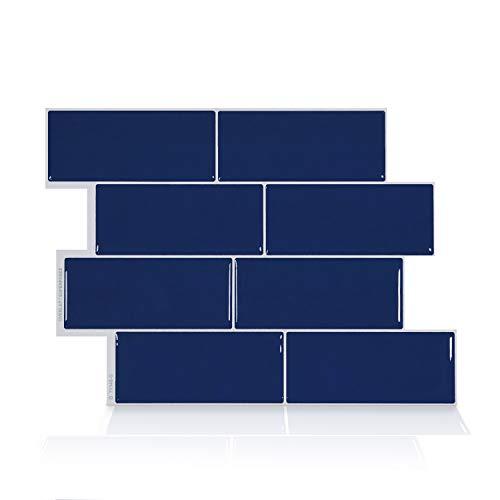 Smart Tiles Premium Authentic Peel And Stick Subway Style