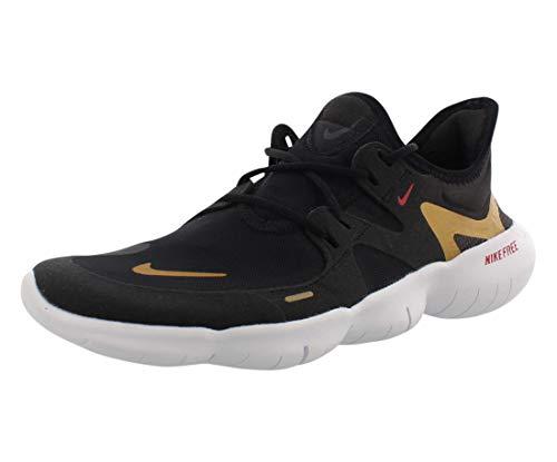 Nike womens AQ1316 Free Rn 5.0 Black Size: 8 UK