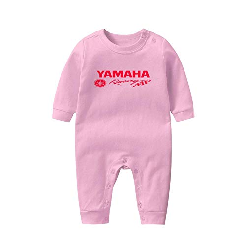 Long Sleeve Baby Onesies Yamaha-Motorcycle- Lovely Newborn Clothes Cotton Baby Jumpsuit