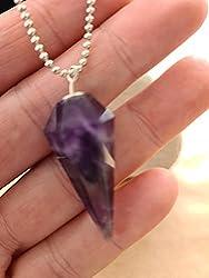 Unique gift ideas, Amethyst pendulum