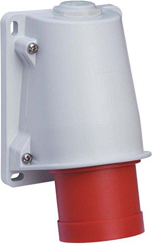 Schneider Electric Pkx32 W434 stopcontact PK Patrika Fast 32 A IP44 380 V 3p + T 50-60 Hz