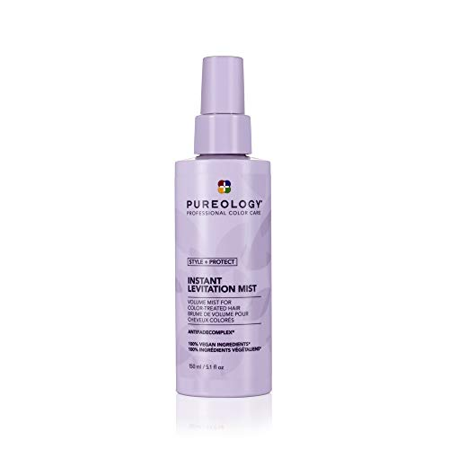 Pureology Style + Protect Instant Levitation Mist | For Fine, Color-Treated Hair | Lightweight,...