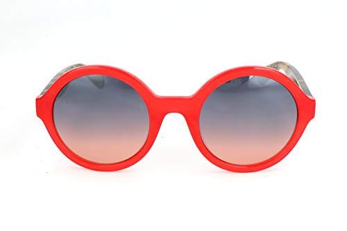 Kate Spade KHRISTA/S Occhiali da Sole, Rosso (Red Havana Glitter), 52.0 Donna