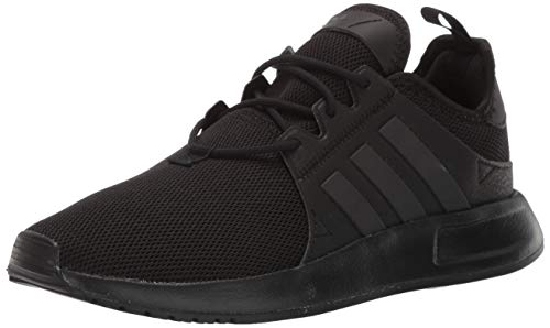 adidas Originals Men's X_PLR Sneaker, Black/Trace Grey Metallic/Black, 10 M US