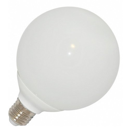 Energiebesparende wereldbol 25 W E27 warm licht 2700 K diameter 120 mm
