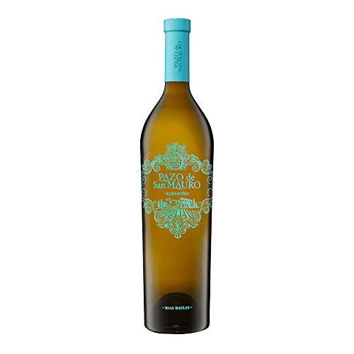 Pazo San Mauro - Vino De Albariño Botella 750 ml