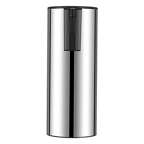 Gazechimp Dispensador de Bomba de jabón automático con Sensor IR, dispensador de Gel de Mano eléctrico, Capacidad de 350 ml, Base Impermeable