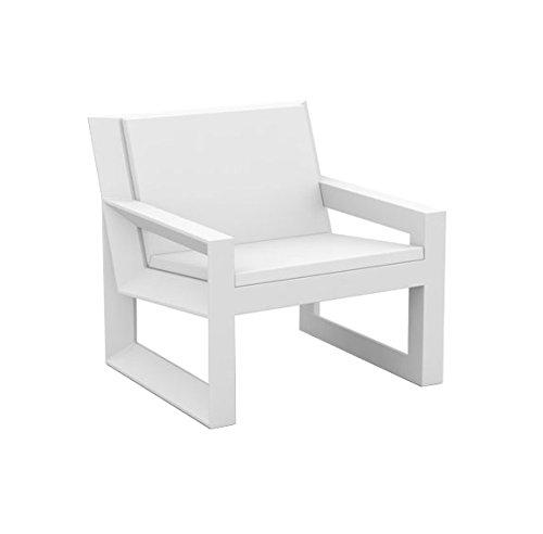 Vondom Vondom Frame - Butaca Blanc Blanc