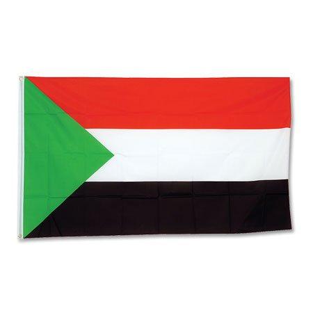 Flagge Sudan - 90 x 150 cm [Misc.]