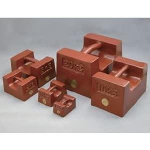 村上衡器 鋳鉄製 まくら型分銅 M1級 10kg