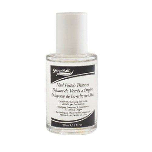 Supernail Thinner, 1 Fluid Ounce