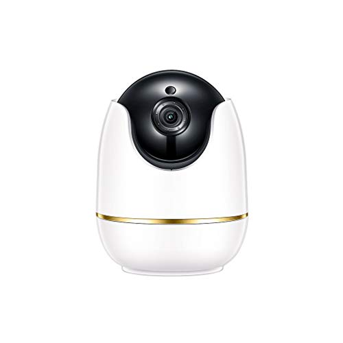 BONJIU Wireless IP Home Security CCTV Camera1080P HD WiFi Pan Tilt Audio HD Home Wireless Baby/Pet Camera with Cloud Storage Two-Way Audio Motion Detection Night Vision Remote Monitoring