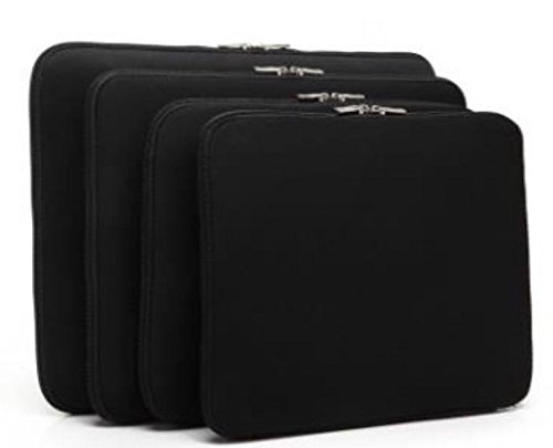 Manna24 Tablet Tasche Neopren Schutzhülle bis 7,5 Zoll Schwarz Archos 70 Xenon Color