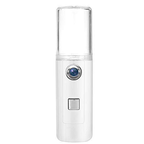 USB Nano Sprayer, Nano Face Hydratant Handy Facial Sprayer Tank, réservoir d'eau 20 ml - Batterie rechargeable