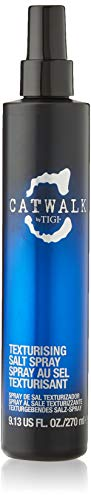 TIGI Catwalk Texturising Salt Spray per Texture Disordinata e Beach Waves