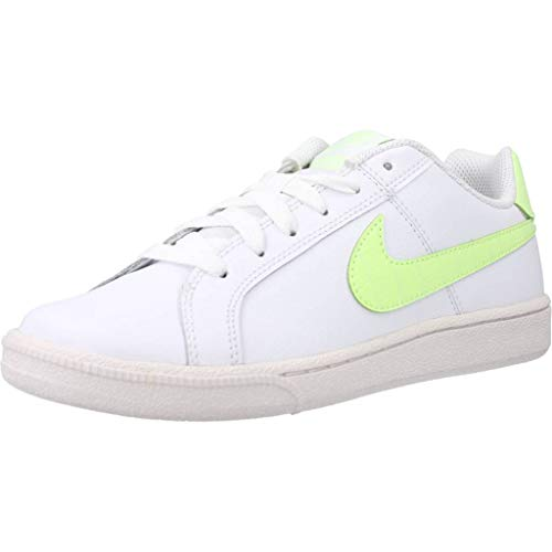 Nike Women's Court Royale Shoe, Zapatos de Tenis Mujer, White/Barely Volt, 38...