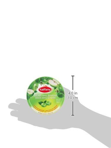 Kalfany Green Apple Candies (150g/5.3 Oz)