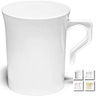 Best plain white plastic cups Reviews