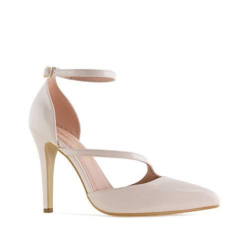Andrés Machado - Zapatos para Damas Mujeres - AM5312 - de Cuero...