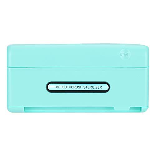 ROSEBEAR UV Tandenborstel Houder USB Opladen Huishoudelijke Tandpasta Dispenser + 5 Tandenborstel Sterilizer Houder Muur Gemonteerd voor Vrouwen Kids Baby Badkamer Wit
