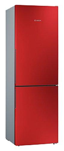 Bosch Serie 4 KGV36VR32S Independiente 307L A++ Rojo nevera y congelad