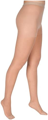 EvoNation Women s USA Made Graduated Compression Pantyhose 8 15 mmHg Mild Pressure Medical Quality product image