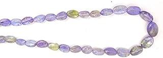 "Jewel Beads Natural Beautiful jewellery Natural Biotanzanite Gemstone Plain Oval Shape Beads 16"" Strand oval beads,semiprecious beads,stone beads,oval bead,natural beads Code:- JBB-19058"
