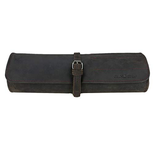 Greenburry Vintage Revival RL-1690-22 Leder Werkzeugtasche Werkzeugrolle Tool Bag
