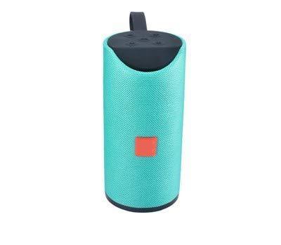 LZW Tragbare Bluetooth-Lautsprecher Badezimmer wasserdichte Im Freien Minilautsprecher Drahtlosen 3D-10W Stereo Radio-FM Tfcard Subwoofer,Grün