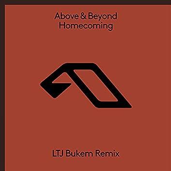 Homecoming (LTJ Bukem Remix)