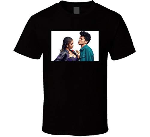 diwang Please Me Cardi B Bruno Mars T-Shirt Gr. XL, Schwarz