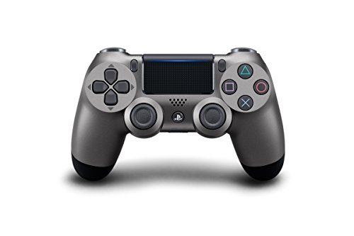 DualShock 4 Wireless Controller for PlayStation 4 – Steel Black Discontinued