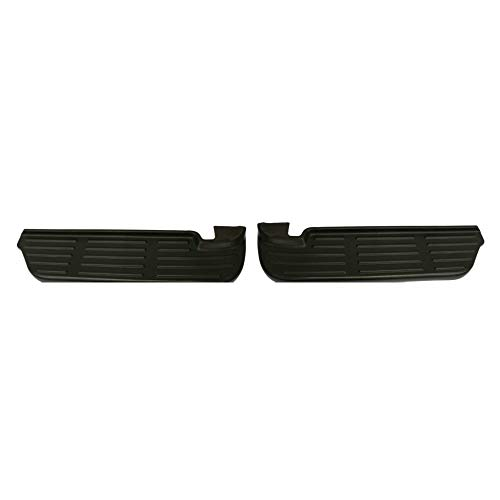 Evan-Fischer Bumper Step Pad compatible with Ford F-Series Super Duty 99-07 Rear...