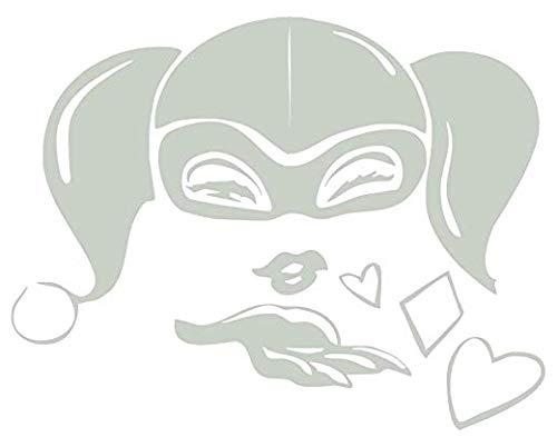 31NKx3KypkL Harley Quinn Laptop Stickers