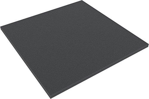 Feldherr 600 mm x 600 mm x 15 mm Schaumstoffzuschnitt / Schaumstoff Platte