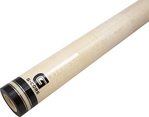 McDermott G-Core Pool/Billiard Cue Shaft - 3/8x10 - Brass/White/Brass - 11.75mm