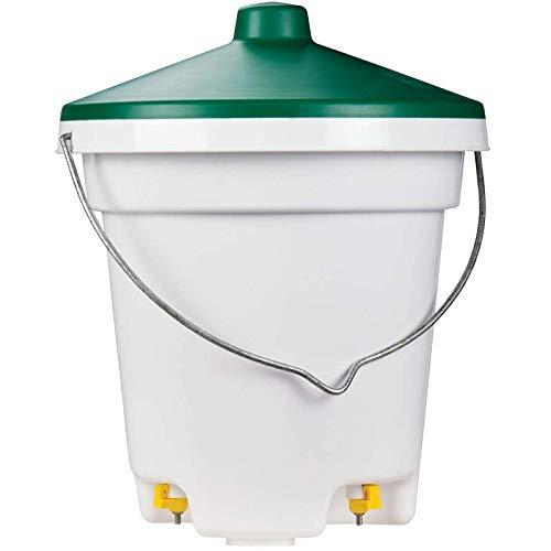 Premier Bucket Nipple Poultry Waterer - 3 Gallon