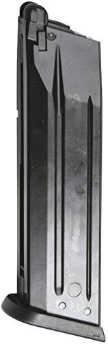 Unbekannt ASG Ladegerät cz p-09 Gas gbb 25 Hübe Rep, schwarz, One Size